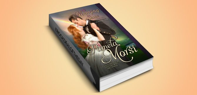 historical romance ebook Marrying Stone by Pamela Mors