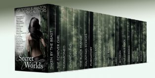 """paranormal romance ebooks""""Secret Worlds"""" by 21 USA Today and Amazon Bestselling Authors"""
