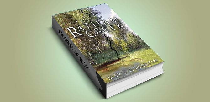 romance suspense ebook Ratham Creek by Marie F Martin
