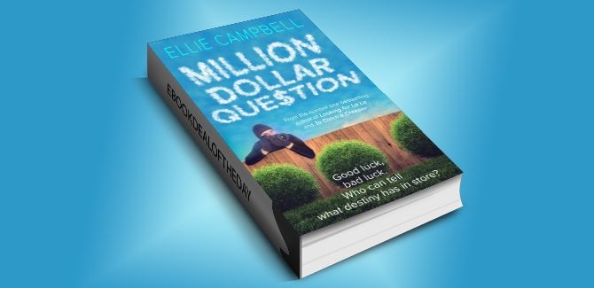 chicklit women's fiction kindle Million Dollar Question by Ellie Campbell