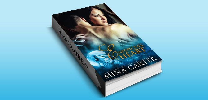 Enforcer's Heart: (BBW Paranormal Shapeshifter Romance) (Stratton Wolves Book 3) by Mina Carte
