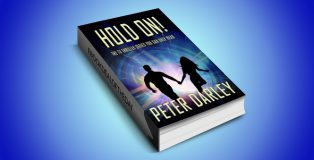 "romantic thriller suspense ebook ""Hold On!"" by Peter Darley"