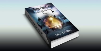 "urban fantasy ebook ""Inheritance (Wizards of Seattle Book 1)"" by John O'Riley"