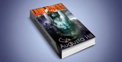"""urban paranormal fantasy ebook """"Lamp Riders: A Jinn Motorcycle Gang Novella"""" by Augusta Hill"""