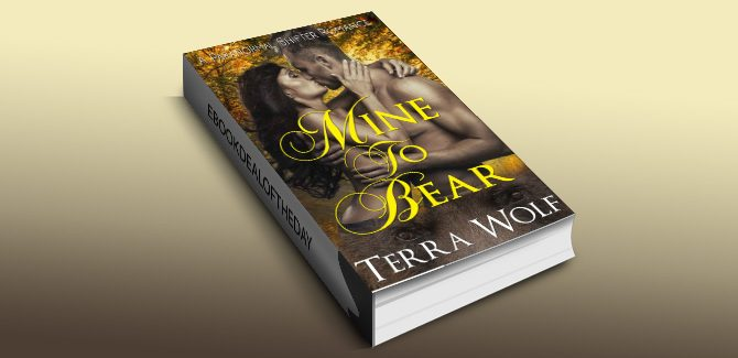 Mine To Bear (A BBW Paranormal Shifter Romance) by Terra Wolf