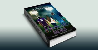 "ew adult college sports romance ebook ""Opposing Sides: Book 1 (University Park Series)"" by CM Doporto"
