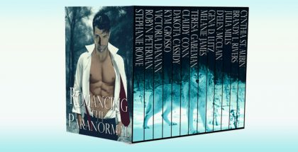"paranormal romance boxed set ""Romancing The Paranormal: All New Tales"" by Various Authors"