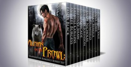 "romance paranormal boxed set ebook ""Alphas on the Prowl Shifter Paranormal Boxed Set"" by Various Authors"
