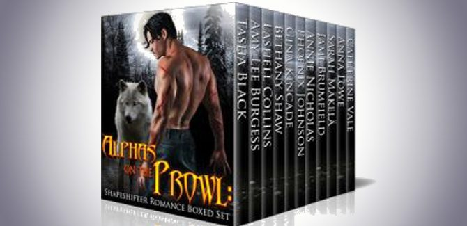 romance paranormal boxed set ebook Alphas on the Prowl Shifter Paranormal Boxed Set by Various Authors