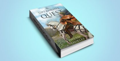 "fantasy ebook ""The Gift-Knight's Quest"" by Dylan Madeley"