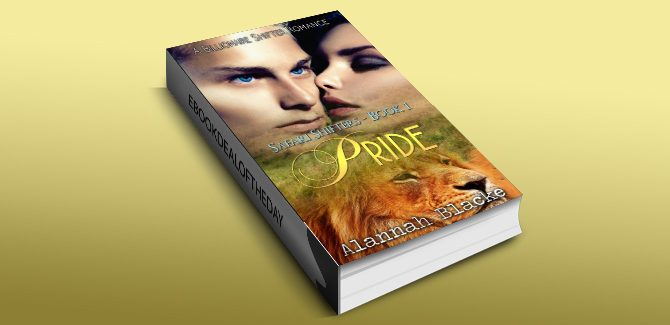 paranormal romance ebook Pride (A Billionaire Shifter Romance) (Safari Shifters Book 1) by Alannah Blacke