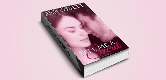 new adult contemporary romance ebok Tell Me a Secret by Ann Everett