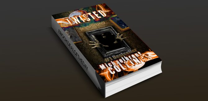 horror paranormal thriller ebook Twisted by Michaelbrent Collings