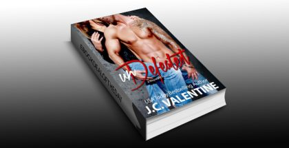 "new adult contemporary sports romance ebook ""unDefeated: Spencer and Olivia"" by J.C. Valentine"