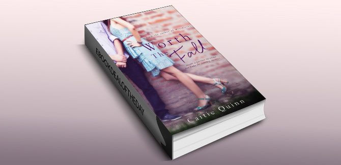 sweet contemporary romantic comedy ebooK Worth the Fall (Brew Ha Ha #2) by Bria Quinlan / Caitie Quinn