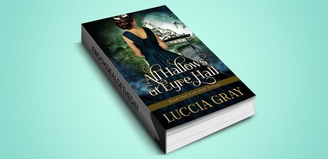 historical romance ebook All Hallows at Eyre Hall: by Luccia Gray