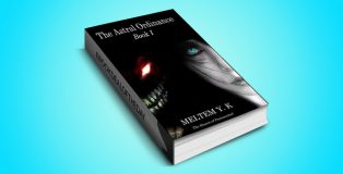 "ya paranormal ebook ""The Astral Ordinance (Book 1)"" by Meltem Y K"