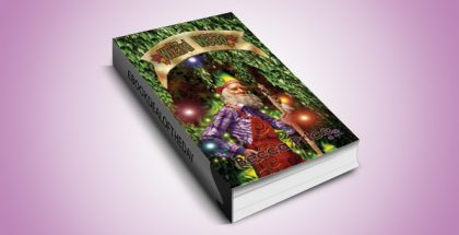 """children's fantasy ebook """"The Wizard and the Wood (Field, Forest, and Fairies)"""" by Becca Price"""