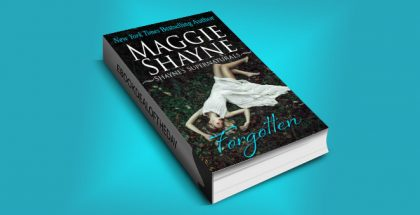 "romantic suspense ebook ""FORGOTTEN"" by Maggie Shayne"
