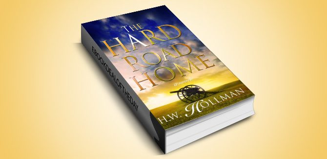 historical fiction ebook Hard Road Home by H.W. Hollman
