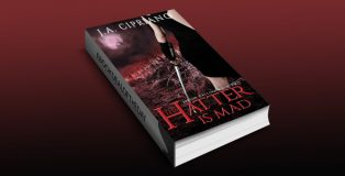 "ya paranormal mystery ebook ""The Hatter is Mad: An Urban Fantasy Novel"" by J.A. Cipriano"