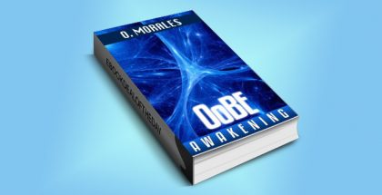 "science fiction ebook ""OoBE - Awakening"" by Oscar Morales"