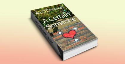 "humor romance ebook ""A Certain Someone"" by Ali O'Donovan"