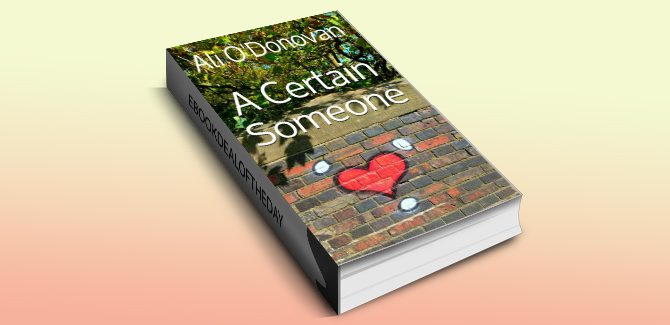 humor romance ebook A Certain Someone by Ali O'Donovan