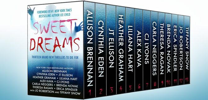 suspense romance boxed set Sweet Dreams Boxed Set (Thirteen NEW Thrillers by Bestselling Authors