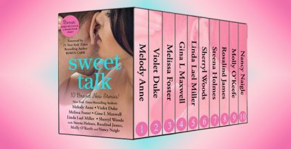 "romance ebooks""Sweet Talk Boxed Set (Ten NEW Contemporary Romances by Bestselling Authors to Benefit Diabetes Research plus BONUS Novel)"" by Various Authors"