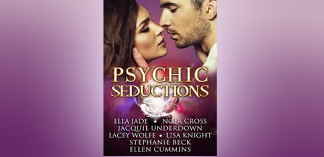 paranormal romance anthology ebooks Psychic Seductions by Various Authors