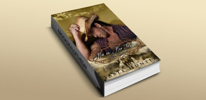 romance ebook Hot on Her Trail: Hell Yeah! by Sable Hunter