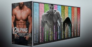 "romance boxed set ""12 Alphas 12 Months: Contemporary Sensual Romance Calendar Men"" on kindle, nook & ibook"
