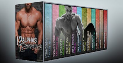 "romance boxed set ""12 Alphas 12 Months: Contemporary Sensual Romance Calendar Men"" on kindle, nook & ibook"