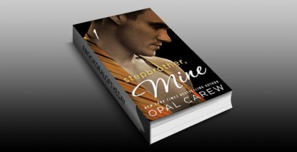 "contemporary romance erotica ebook ""Stepbrother, Mine #1"" by Opal Carew"