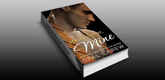 contemporary romance erotica ebook Stepbrother, Mine #1 by Opal Carew