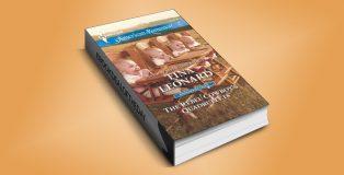 "western contemporary romance ebook ""The Rebel Cowboy's Quadruplets"" by Tina Leonard"
