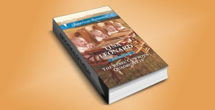 "western contemporary romance ebook ""The Rebel Cowboy's Quadruplets"" by Tina Leonard"