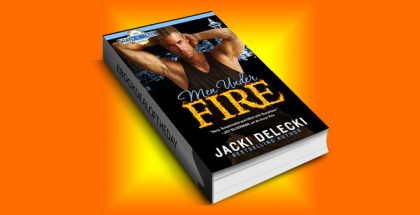 "contemporary romantic suspense ebook ""Book Three in The Grayce Walters Romantic Suspense Series"" by Jacki Delecki"