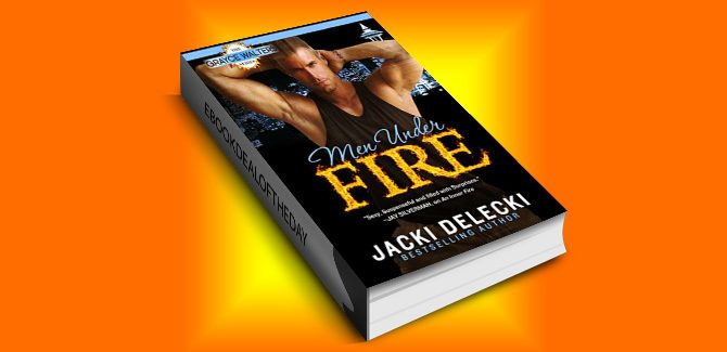contemporary romantic suspense ebook Book Three in The Grayce Walters Romantic Suspense Series by Jacki Delecki
