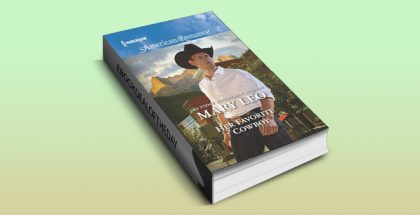 "contemporary romance ebook ""Her Favorite Cowboy (Harlequin American Romance)"" by Mary Leo"