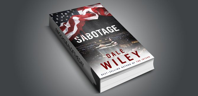 action thriller suspense ebook Sabotage by Dale Wiley
