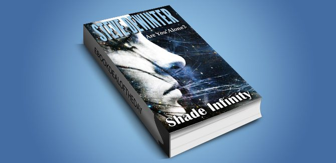 thriller romantic suspense ebook Shade Infinity by Steve DeWinter