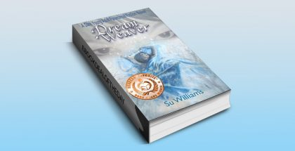 "ya paranormal fiction ebook ""Dream Weaver"" by Su Williams"