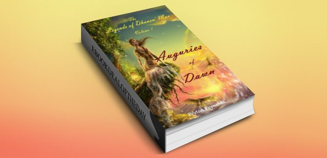 epic fantasy ebook Auguries of Dawn (The Legends of Dhanen'Mar Book 1) by Peyton Reynolds