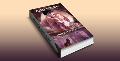 "paranormal fantasy ebook ""Trapped in a Gilded Cage: A BBW Wolf-Shifter Romance by Cara Wylde"