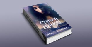"new adult urban fantasy ebook ""Crimson Midnight"" by Amos Cassidy"