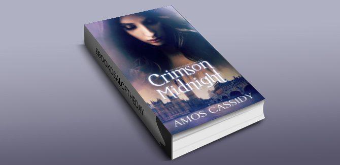 new adult urban fantasy ebook Crimson Midnight by Amos Cassidy