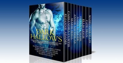 "paranormal romance box set ""Dark Hallows: 9 Haunted Tales Of Things That Go Bump And Grind In The Night"" by Various authors"
