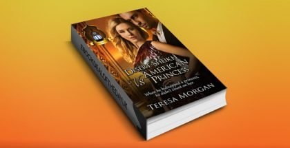 "sheikh contemporary romance ebook ""Desert Sheikh vs American Princess: Jewels of the Desert Book 2"" by Teresa Morgan"